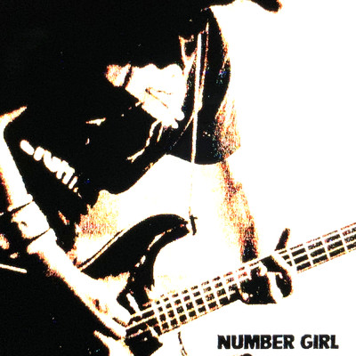 Tombo the electric bloodred (Live)/NUMBER GIRL