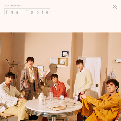 アルバム/The Table/NU'EST