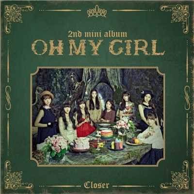 アルバム/CLOSER/OH MY GIRL