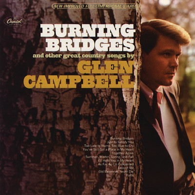 アルバム/Burning Bridges/Glen Campbell