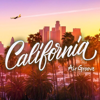 アルバム/Air Groove -California-/Various Artists