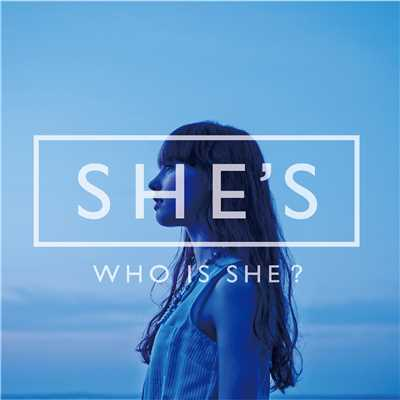 アルバム/WHO IS SHE?/SHE'S