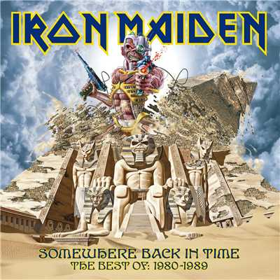 シングル/The Trooper (1998 Remastered Version)/Iron Maiden