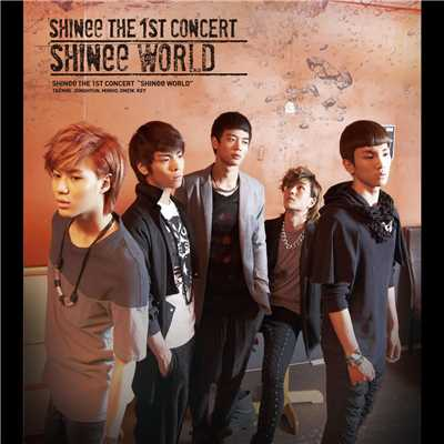 "アルバム/SHINee THE 1ST ASIA TOUR CONCERT ""SHINee World""/SHINee"