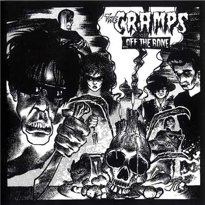 シングル/Drug Train/The Cramps