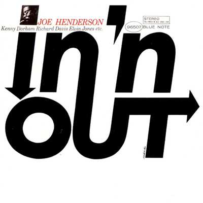 シングル/In 'N Out (Rudy Van Gelder 24-Bit Remastering/2003)/ジョー・ヘンダーソン