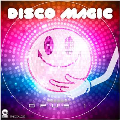 アルバム/Disco Magic Opus 1/Various Artists