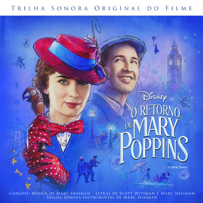 アルバム/O Retorno de Mary Poppins (Trilha Sonora Original do Filme)/Various Artists