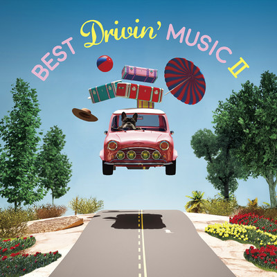 アルバム/Best Drivin' Music II/Various Artists