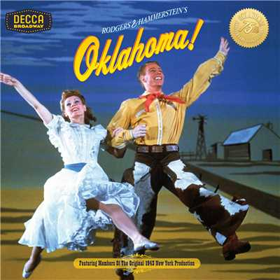 アルバム/Oklahoma! 75th Anniversary (Original Broadway Cast Album)/Various Artists