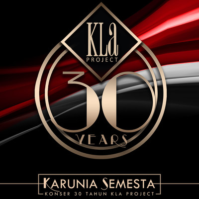 アルバム/Karunia Semesta: Konser 30 Tahun KLa Project (Live)/Various Artists