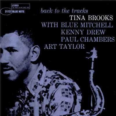 シングル/Back To The Tracks/Tina Brooks