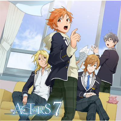 EXIT TUNES PRESENTS ACTORS7【初回限定盤】/Various Artists
