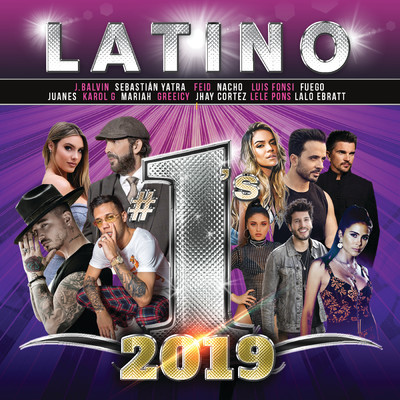 アルバム/Latino #1's 2019/Various Artists