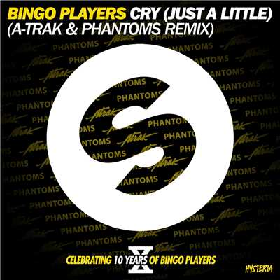 シングル/Cry (Just A Little) [A-Trak and Phantoms Remix]/Bingo Players