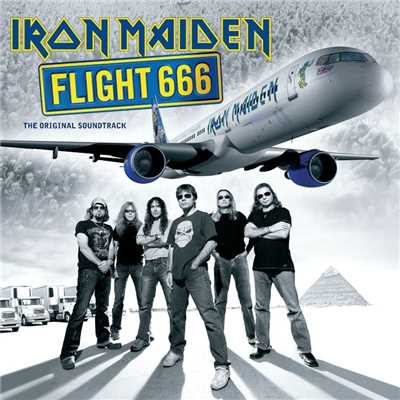 アルバム/Flight 666: The Original Soundtrack/Iron Maiden