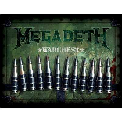 アルバム/Warchest/Megadeth