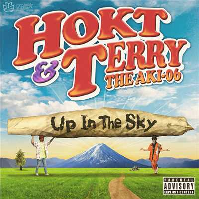 シングル/Up In The Sky feat. TERRY THE AKI-06/HOKT