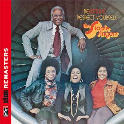 アルバム/Be Altitude: Respect Yourself [Stax Remasters]/The Staple Singers