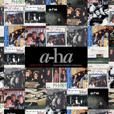 アルバム/Greatest Hits - Japanese Singles Collection/a-ha