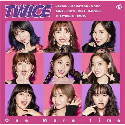 アルバム/One More Time/TWICE