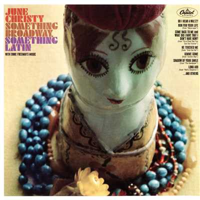 アルバム/Something Broadway, Something Latin/June Christy