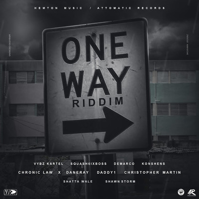 アルバム/One Way Riddim/Various Artists