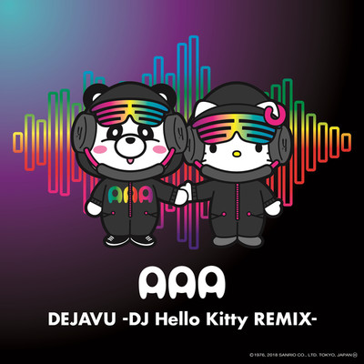 シングル/DEJAVU (DJ Hello Kitty REMIX)/AAA