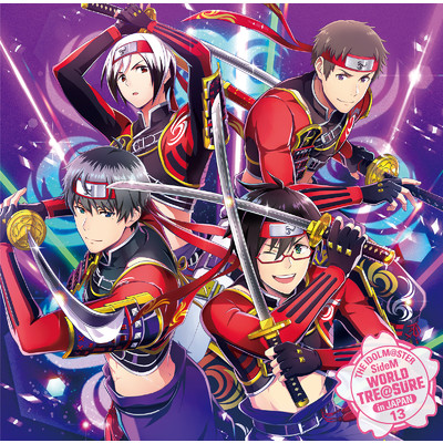 アルバム/THE IDOLM@STER SideM WORLD TRE@SURE 13/Various Artists