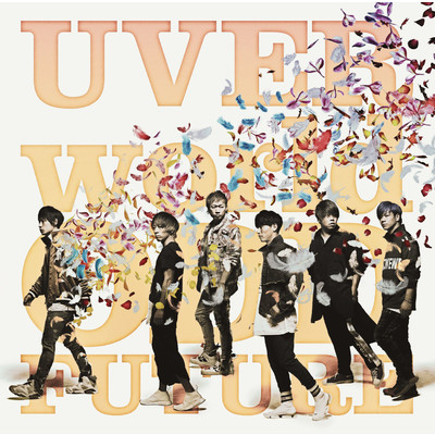 アルバム/ODD FUTURE/UVERworld