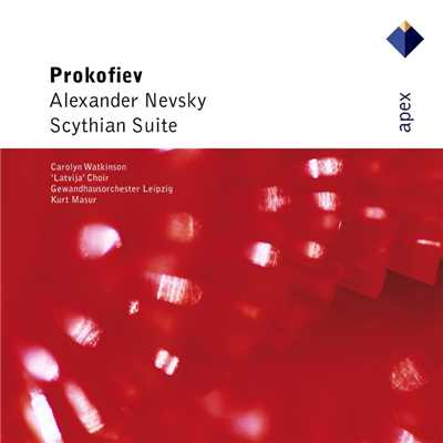 シングル/Prokofiev : Scythian Suite Op.20 : IV Departure of Lolli and Followers to the Sun/Kurt Masur