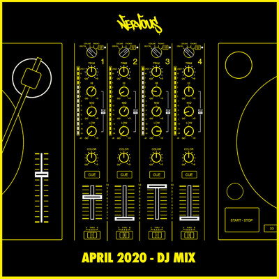 アルバム/Nervous April 2020 (DJ Mix)/Various Artists