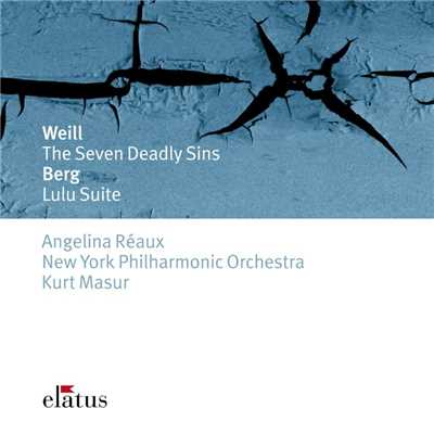 シングル/Berg : Symphonic Pieces from the Opera 'Lulu' : IV Variationen - Moderato/Kurt Masur