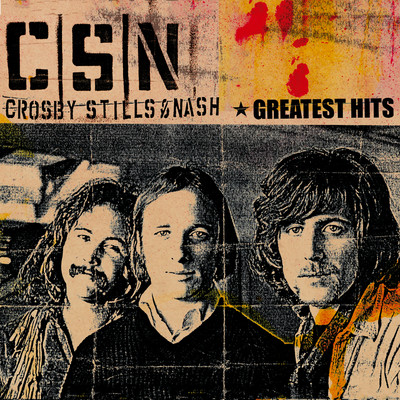 アルバム/Greatest Hits/Crosby, Stills & Nash