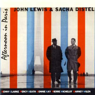 シングル/I Cover The Waterfront/John Lewis & Sacha Distel