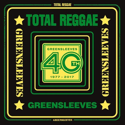 アルバム/Total Reggae: Greensleeves 40th (1977-2017)/Various Artists