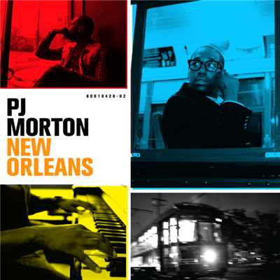 アルバム/New Orleans/PJ Morton