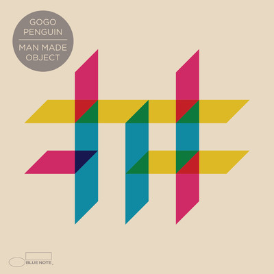 アルバム/Man Made Object/GoGo Penguin