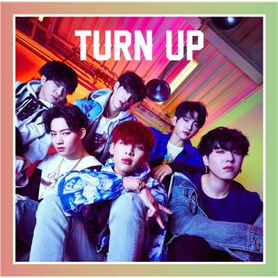 アルバム/TURN UP(Original Edition)/GOT7