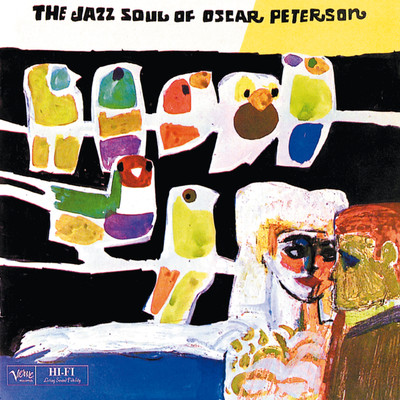 ハイレゾアルバム/The Jazz Soul Of Oscar Peterson/Oscar Peterson