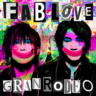 アルバム/FAB LOVE/GRANRODEO