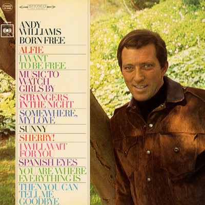 アルバム/Born Free/Andy Williams