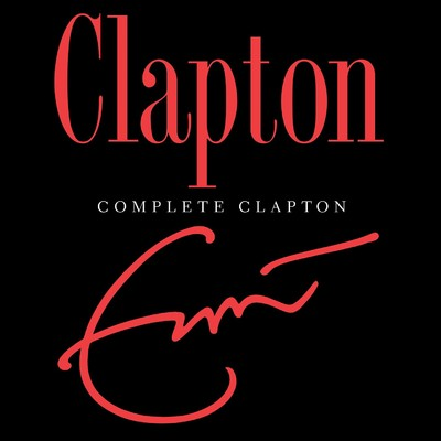シングル/Say What You Will/Eric Clapton