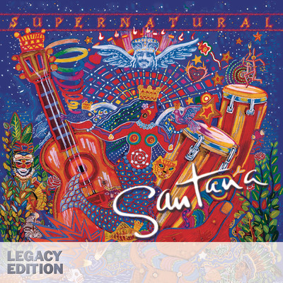 アルバム/Supernatural (Legacy Edition)/Santana