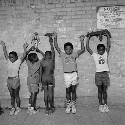 Cops Shot The Kid (featuring Kanye West)/Nas