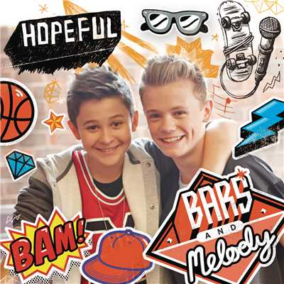 シングル/Hopeful (Acoustic)/Bars and Melody