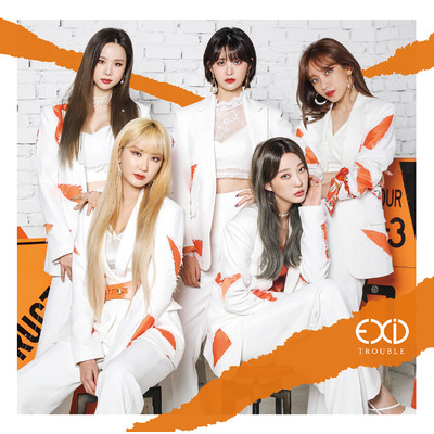 シングル/VAPORIZE YOURSELF!/EXID
