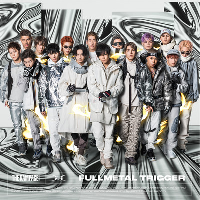 ハイレゾアルバム/FULLMETAL TRIGGER/THE RAMPAGE from EXILE TRIBE