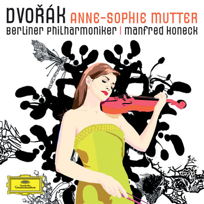 ハイレゾ/Dvorak: Mazurek, Op.49/Anne-Sophie Mutter/Berliner Philharmoniker/Manfred Honeck