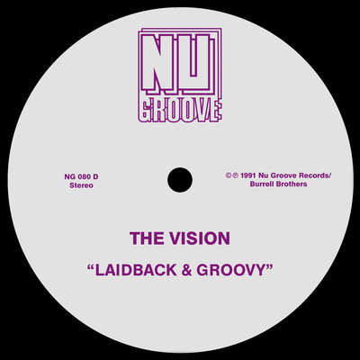 アルバム/Laidback & Groovy/The Vision